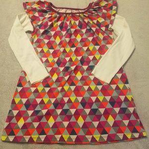 Tea Collection Triangle Dress